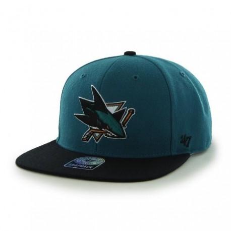 Casquette NHL des Sharks de San José