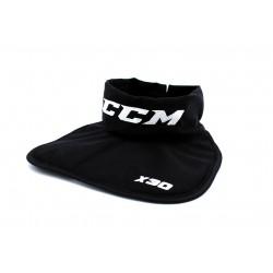 Protège cou CCM X30 avec bavette