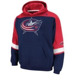 Sweat Enfant NHL à capuche Colombus Blue Jackets