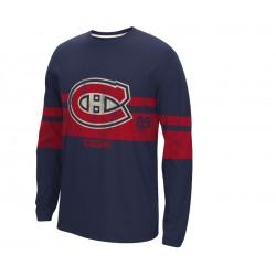Tshirt CCM manches longues des Canadiens de Montréal